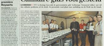 De HooiPiete - In de pers